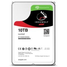 Seagate trdi disk NAS IronWolf 10 TB, Sata 3, 6 Gb/s, 7200