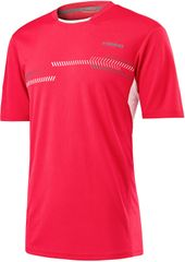 Head Club Technical Shirt M Red