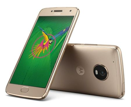 Lenovo Moto G5 Plus, 3GB/32GB, Gold