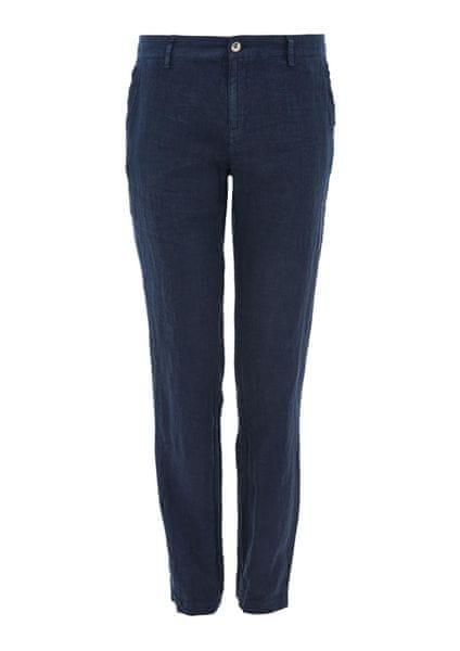s.Oliver dámské kalhoty 34/30 tmavě modrá