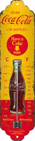 Postershop termometer Coca-Cola