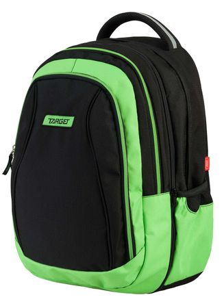 Target nahrbtnik 2V1 Black Green Apple 21299