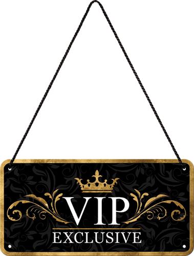 Postershop Wiszący znak VIP Exclusive