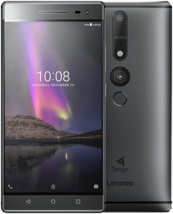 Lenovo Phab 2 Pro, Grey (ZA1C0075CZ)