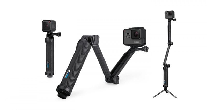 GoPro 3-Way Grip - Arm - Tripod