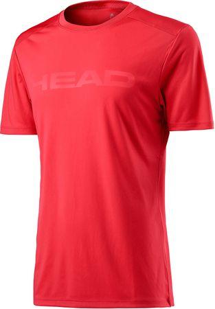 Head Vision Corpo Shirt B Red 128