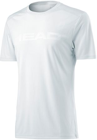 Head otroška športna majica Vision Corpo, bela, 152