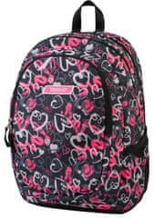 Target ruksak 3 Zip Allover Heartbeat 21441