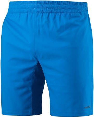 Head otroške športne hlače Club Bermuda, modre, 128