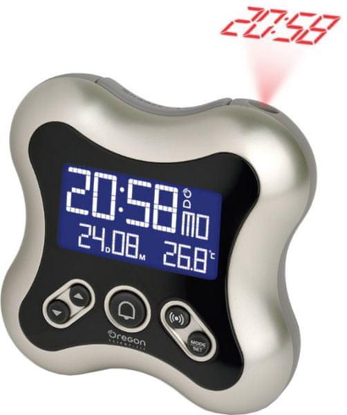 Oregon Scientific RM331PT Digitální budík s projekcí času