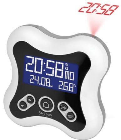 Oregon Scientific RM331PW Digitální budík s projekcí času