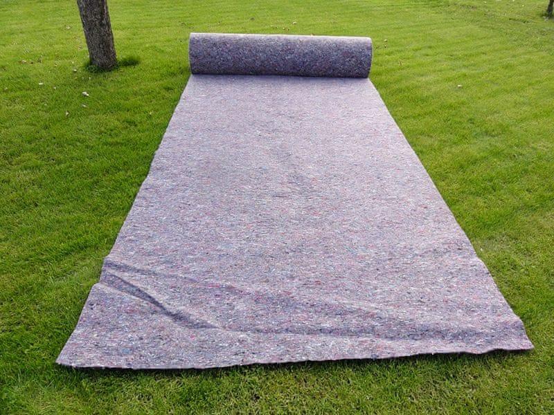GrassTex Cotton - travní rohož s osivem 2,1m x 50 m