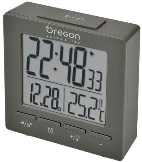 Oregon Scientific RM511G Digitální budík s teploměrem
