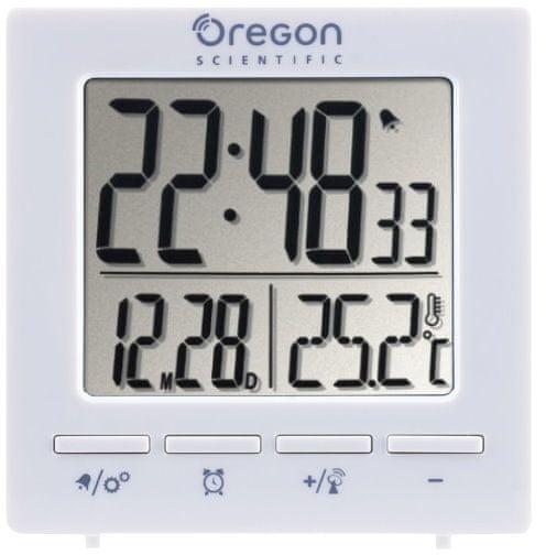 Oregon Scientific RM511W Digitální budík s teploměrem