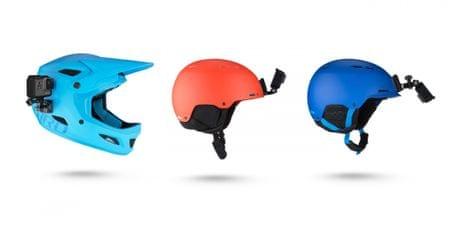 Přední a postranní držák na helmu (Helmet Front and Side Mount) - zánovní 7ccb727302