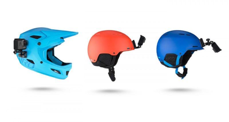GoPro Přední a postranní držák na helmu (Helmet Front and Side Mount)
