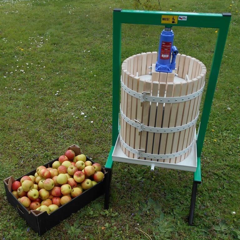 Ako vyrobiť drvič ovocia
