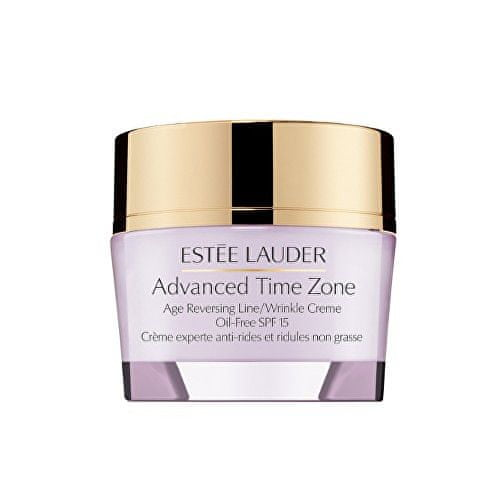 Estée Lauder Omlazující krém proti vráskám Advanced Time Zone (Wrinkle Creme Oil-Free SPF 15) 50 ml