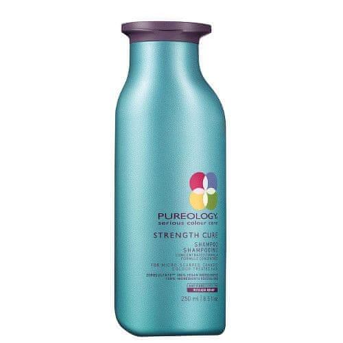 Redken Regenerační šampon pro barvené vlasy Pureology (Strength Cure Shampoo) 250 ml