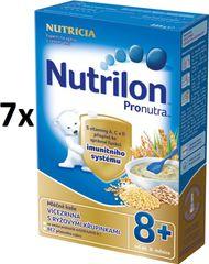Nutrilon Mléčná kaše vícezrnná - 7 x 225g