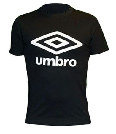 Umbro koszulka Dress blue Navy Logo bianco XXL