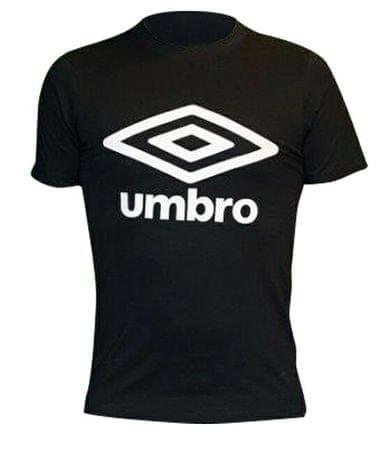 Umbro moška majica Nero, črna, L
