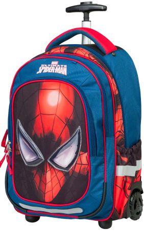 Target nahrbtnik na kolesih Spiderman 21404