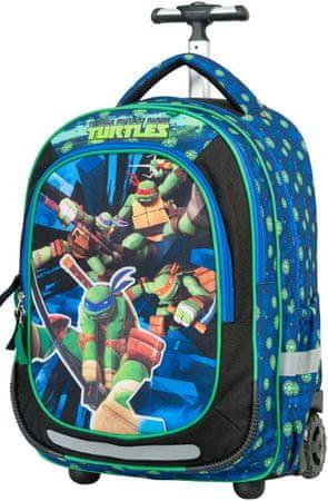 Target nahrbtnik na kolesih TMNT 21532
