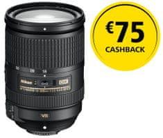 Nikon objektiv AF-S Nikkor DX 18-300 mm/3,5-5,6 VR