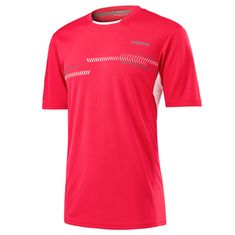 Head Club Technical T-Shirt B Red