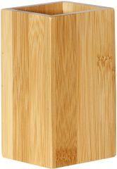 TimeLife Držiak na zubné kefky, bambus