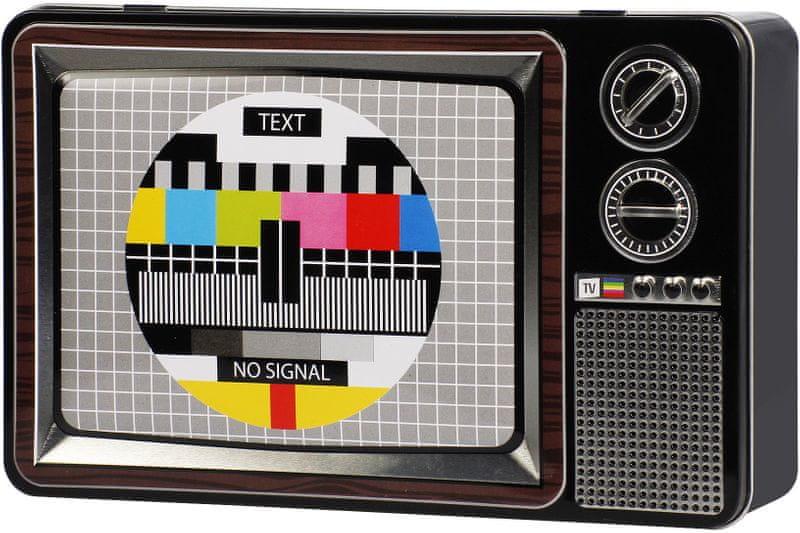 Time Life Deco box 27 cm, televize