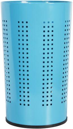 TimeLife Koš na prádlo 30 l, modrá