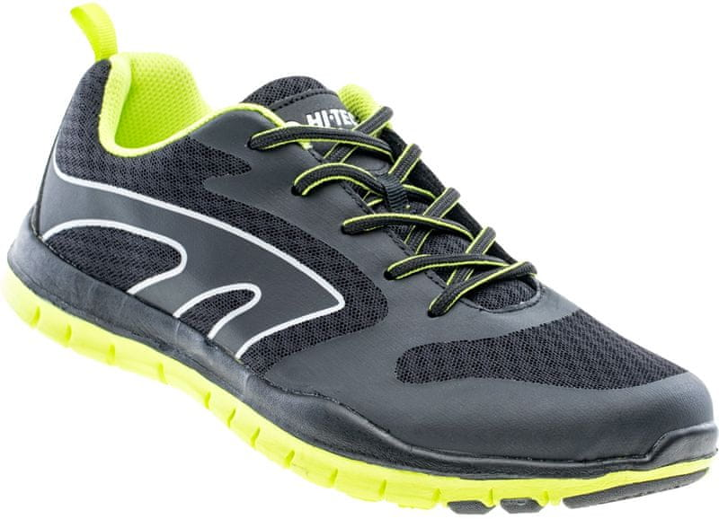 Hi-Tec Iberis Black/Lime/Silver 42