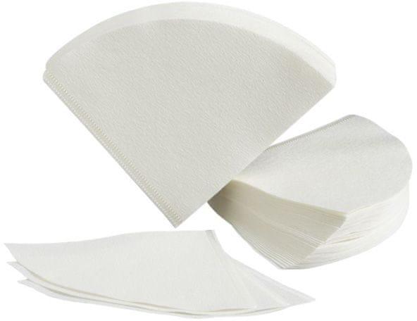 Hario papírové filtry pro V60-02 200 ks