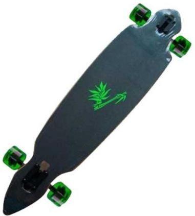 Spartan rolka longboard Bamboo