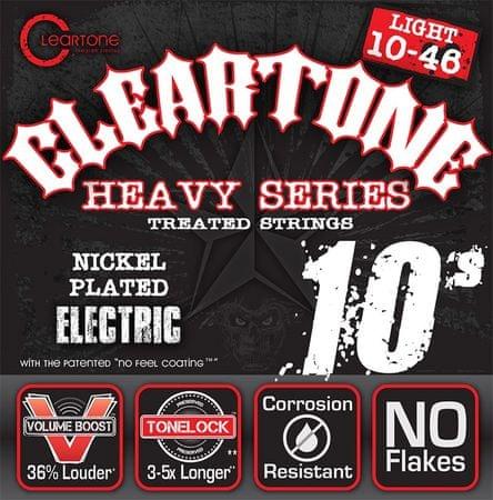 Cleartone 9510 Struny na elektrickú gitaru
