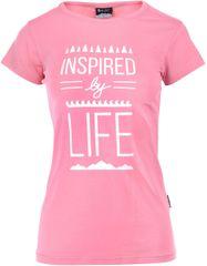 Hi-Tec ženska kratka majica Lady Inspired, roza