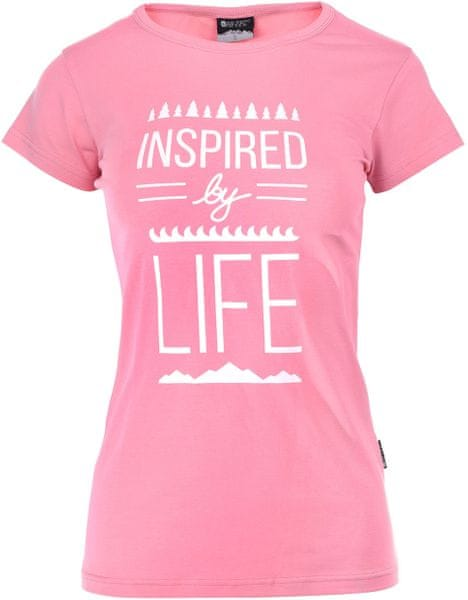Hi-Tec Lady Inspired Powder Pink M