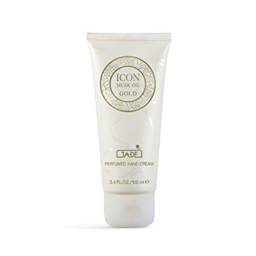 GA-DE Parfémovaný osvěžující krém na ruce Icon Musk Oil Gold (Hand Cream) 100 ml