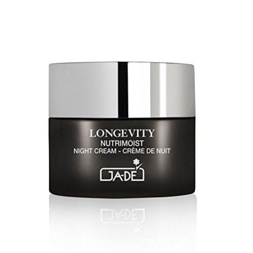 GA-DE Výživný noční krém proti vráskám pro suchou pleť (Longevity Nutrimoist Night Cream) 50 ml