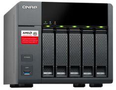 Qnap NAS strežnik TS-563-2G za 5 diskov