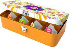 Lipton piramis tea 40 db lemez dobozban