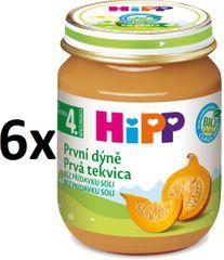 HiPP BIO První dýně - 6 x 125g