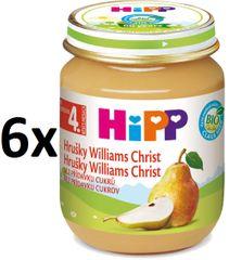 HiPP Hrušky Williams-Christ - 6 x 125g