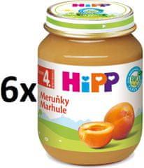 HiPP BIO Marhule - 6 × 125g