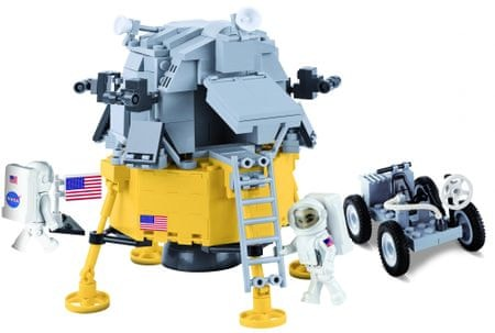 Cobi SMITHSONIAN Apollo 11 Lunární modul Eagle