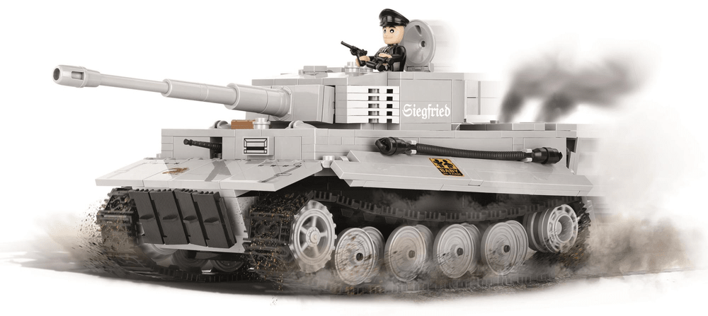 Cobi 3000 World of Tanks PzKpfw VI Tiger Ausf. E