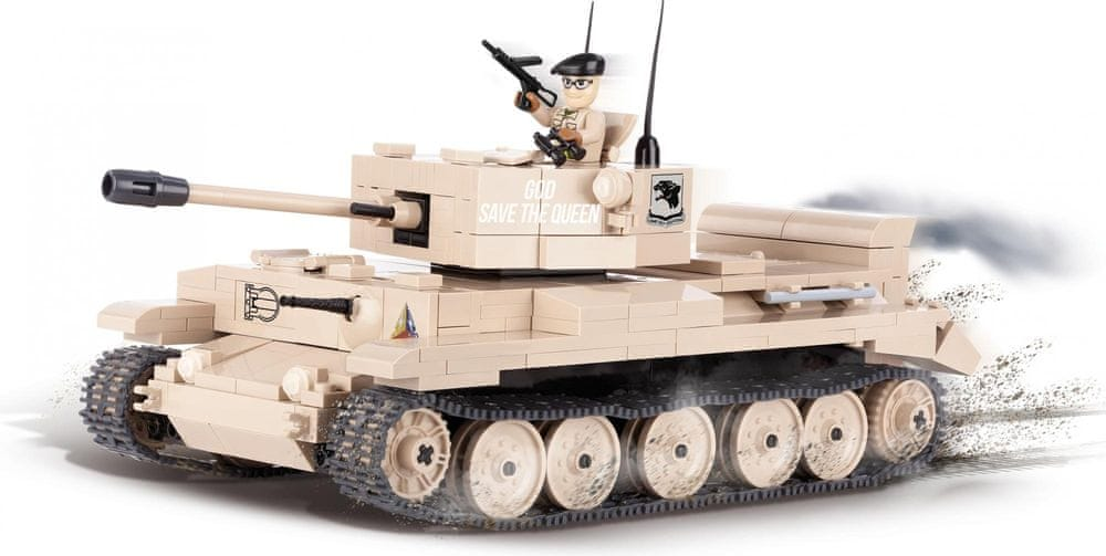 Cobi 3002 World of Tanks Cromwell