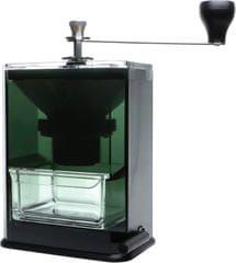 Hario Clear ręczny młynek do kawy